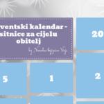 Virtualni adventski kalendar Narodne knjižnice Virje